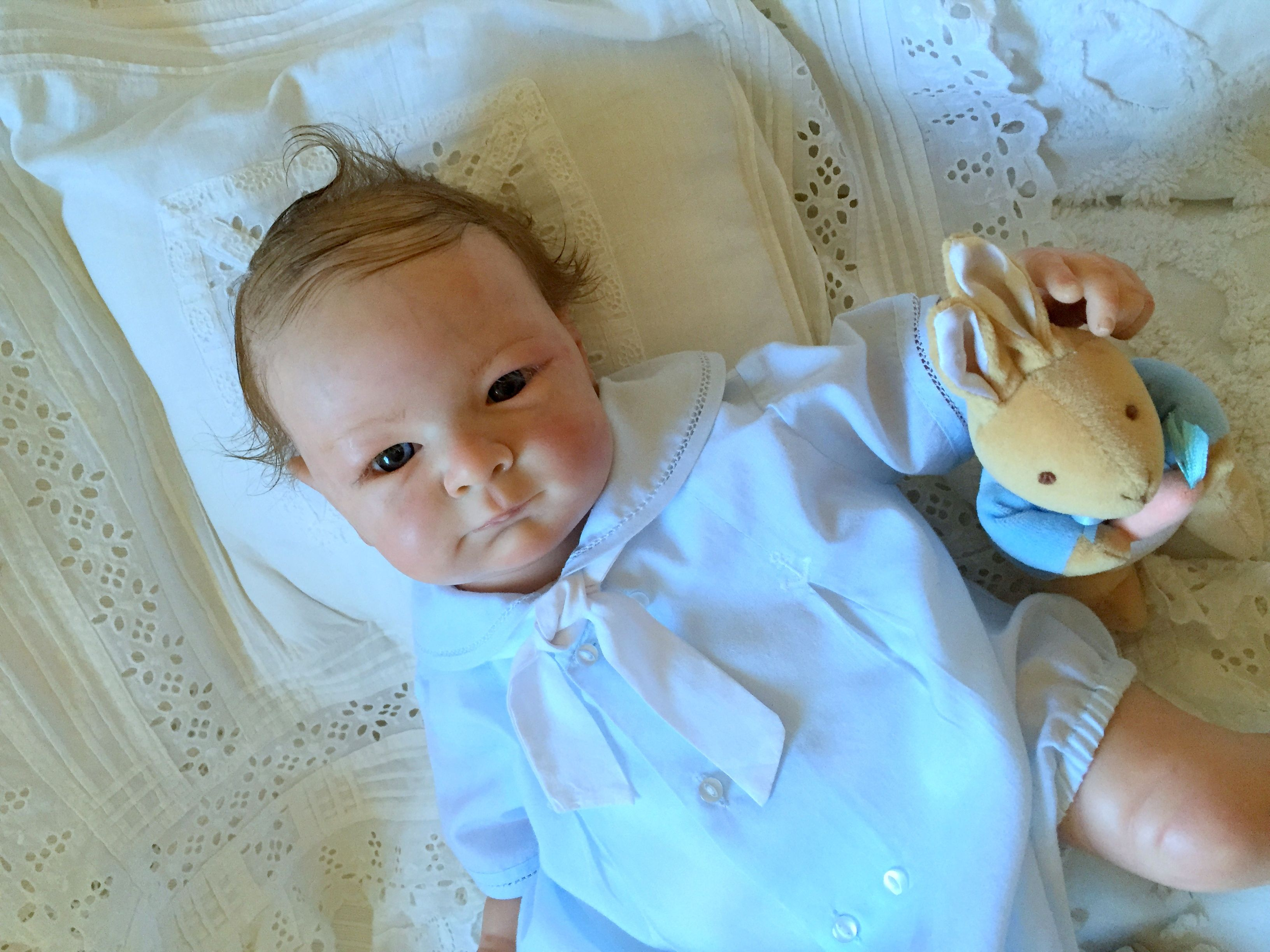 SOLDheaded to Australia Reborn babies for sale
