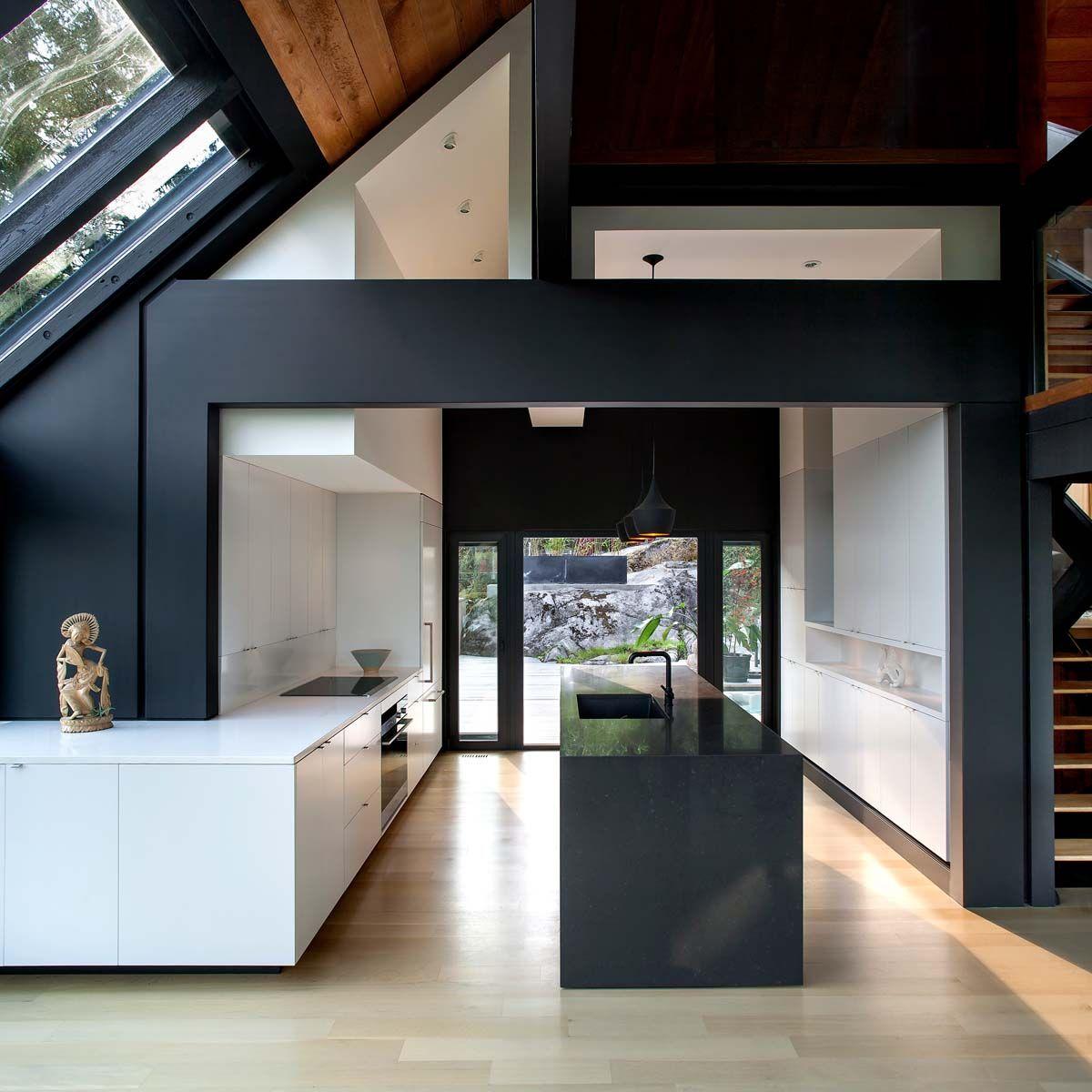 Best Vancouver Renovation Modern Kitchen Renovation House 400 x 300