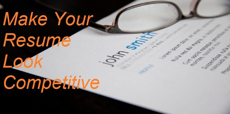 A resume is the only job searching tool Avoid resume mistakes - resume mistakes