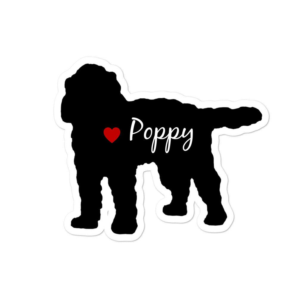 Personalized Dog Name Vinyl Sticker Gift For Dog Mom Dog Etsy Vinyl Stickers Laptop Personalised Vinyl Stickers Dog Decor [ 1000 x 1000 Pixel ]