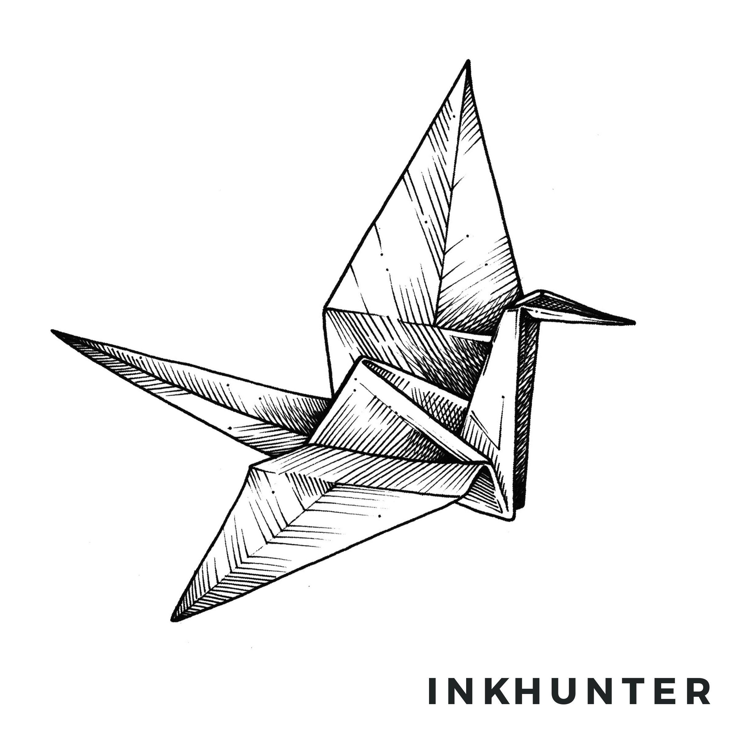 Try on Prison Break Origami Tattoo at inkHutner tattoo app ... - photo#44