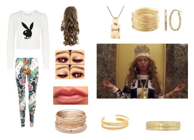 7/11-Beyonce by mrsmoxleyjoker on Polyvore