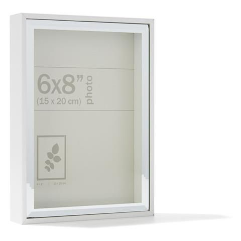 Shadow Box Frame 6in X 8in 15cm X 20cm Mirror Kmart Shadow Box Shadow Box Frames Frame