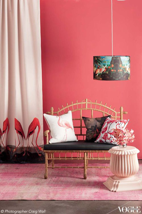 Our pretty pick of flamboyant flamingos. From Flights of Fancy a ...