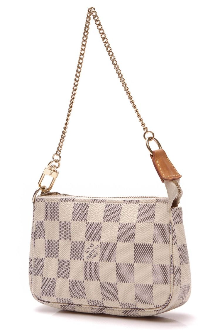 9f24b2a2e3a9 Louis Vuitton Mini Pochette Accessories Bag