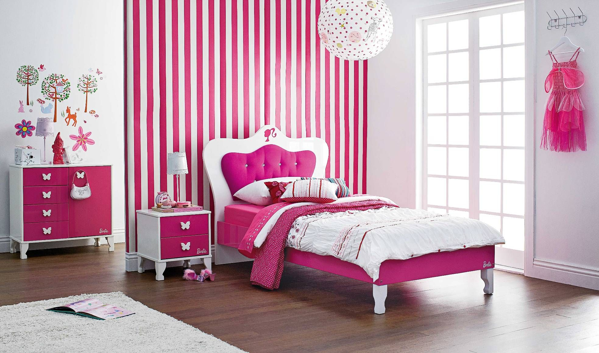 Barbie Bedroom Furniture By Nero Furniture From Harvey Norman New Zealand