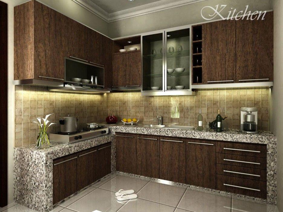 Contoh Design Kitchen Set Kami  Granite Appliance Covers And Unique Kitchen Design Granite 2018