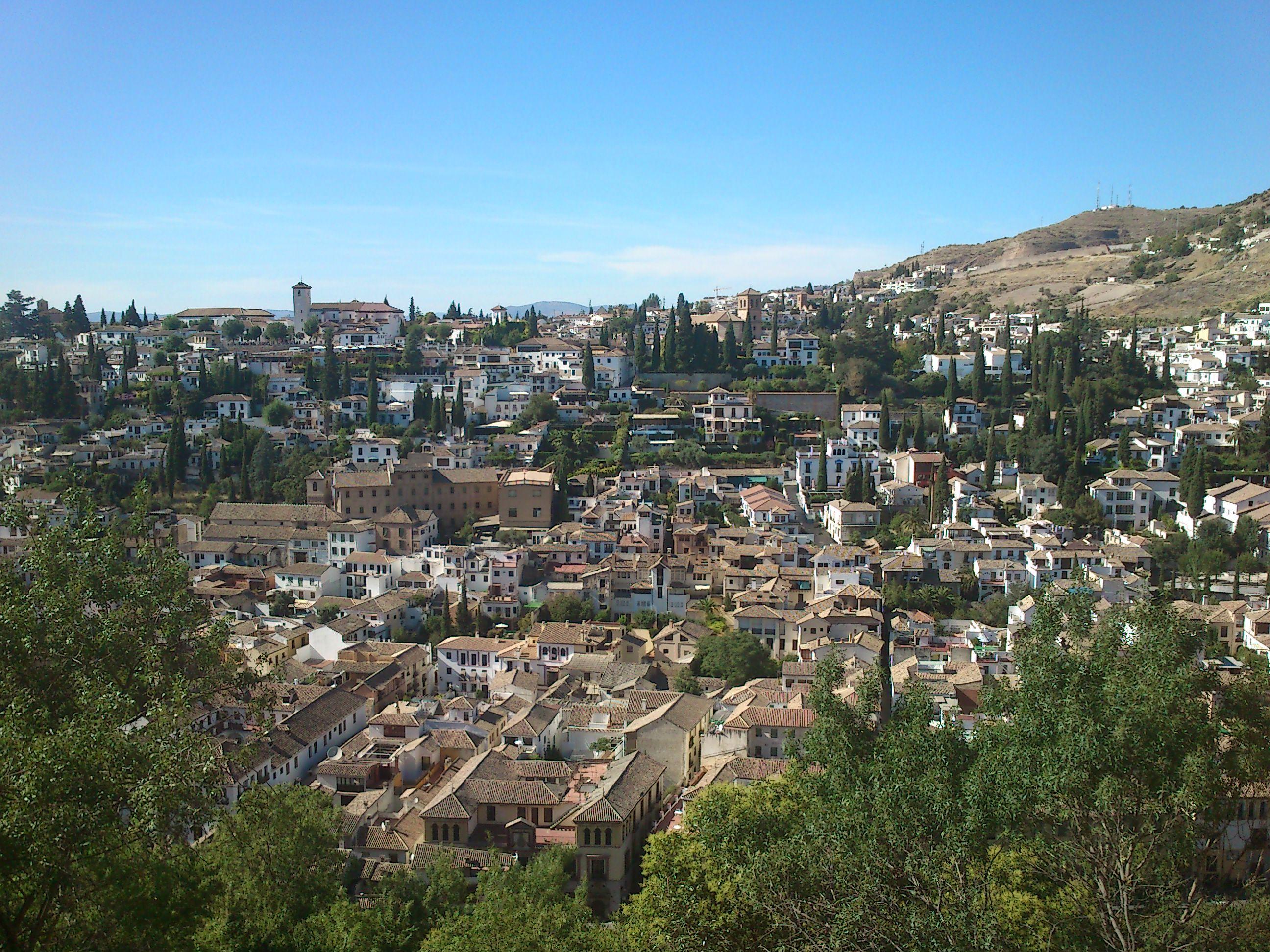 #EuropeosViajeros #Granada #España #Travel #Viaje