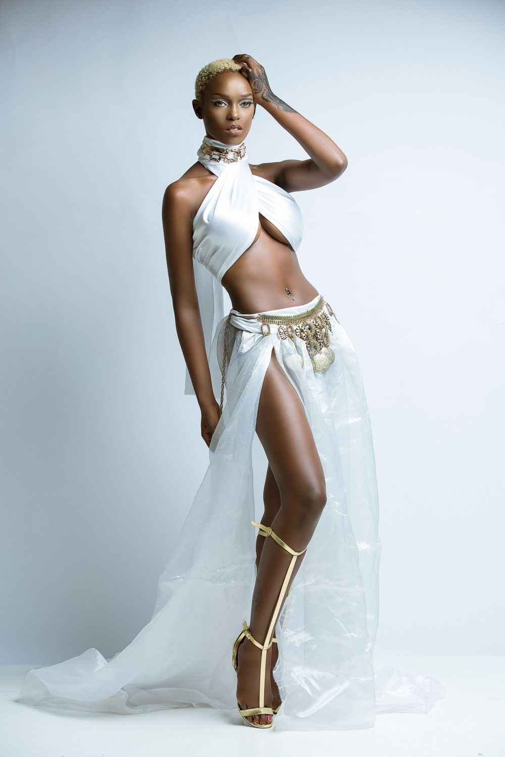 Understood not Sexy african fashion models are absolutely