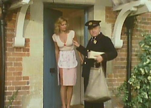 Alison Bell And Benny Hill Benny Hill Benny Hill English