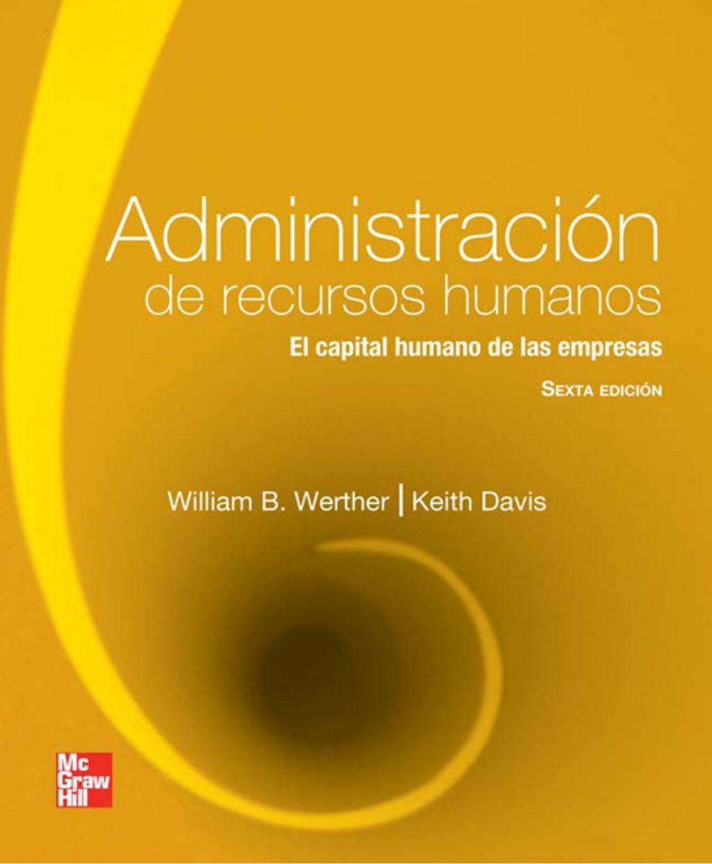Administracion De Personal Y Recursos Humanos William B ... @tataya.com.mx