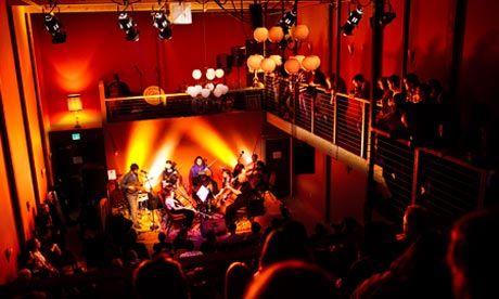 Top 10 Live Music Venues In Portland Oregon Bar