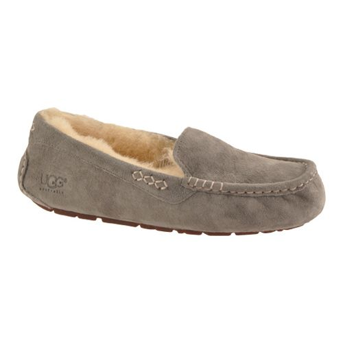 05e5af4b034 Women's UGG Ansley Moccasin - Light Grey Slippers in 2019 | Products ...
