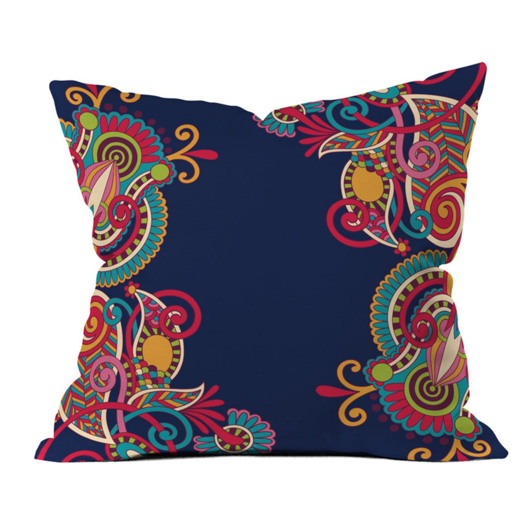 DENY Designs Juliana Curi Mix Pattern 1 Outdoor Throw Pillow - 16136-OTHRP18