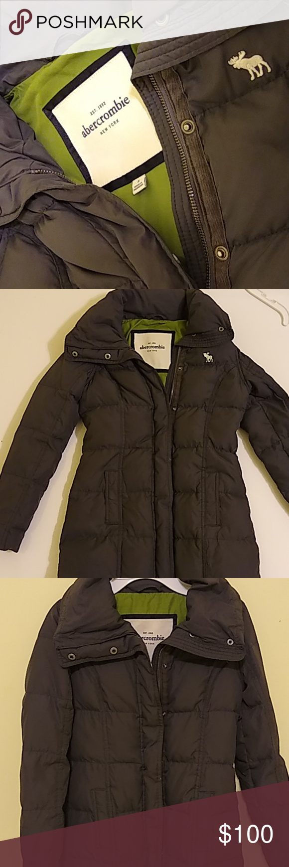 Abercrombie Finch Down Puffer Jacket Puffer Jackets Jackets Abercrombie [ 1740 x 580 Pixel ]