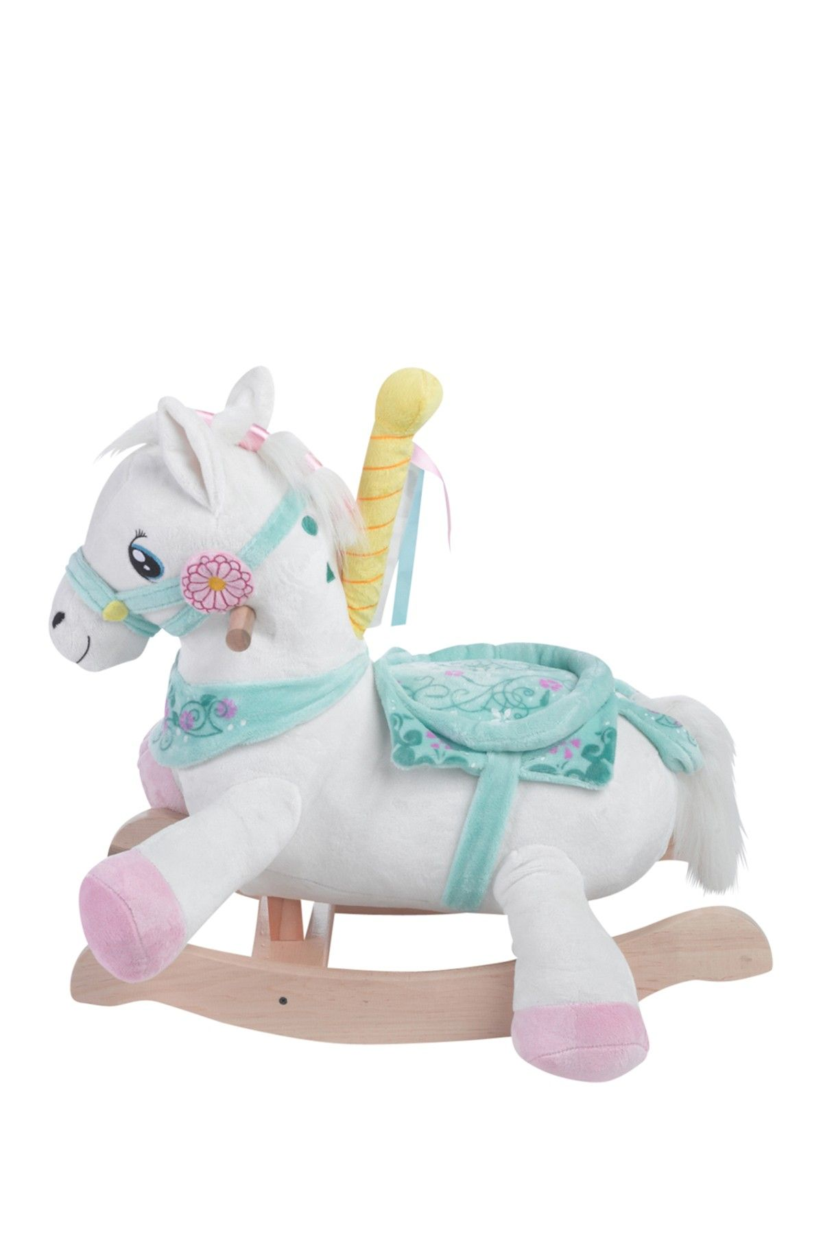 Carousel Horse Rocker by Rockabye on @HauteLook