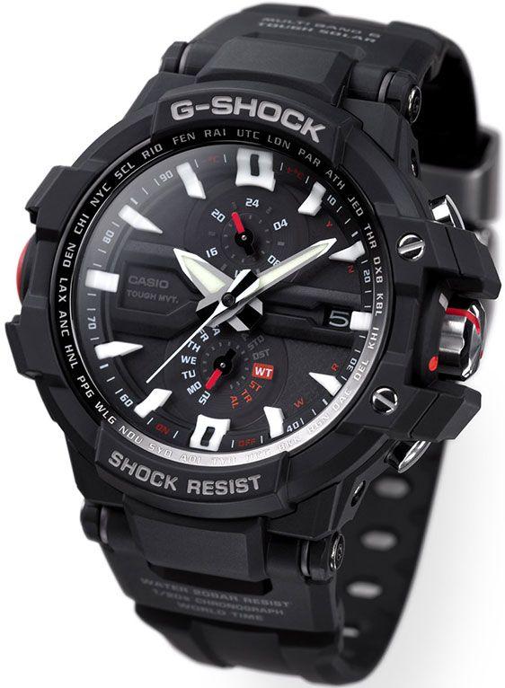 b4f6849ea Casio G-Shock Aviation GW-A1000 | Watch this space⌚ | Casio g ...
