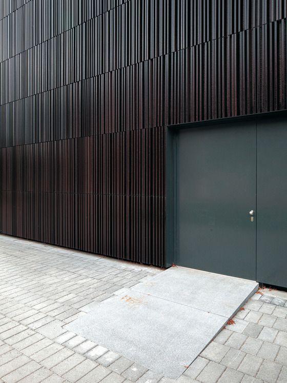 performing arts centre in karlsruhe architekten 3p surface texture skin pinterest. Black Bedroom Furniture Sets. Home Design Ideas