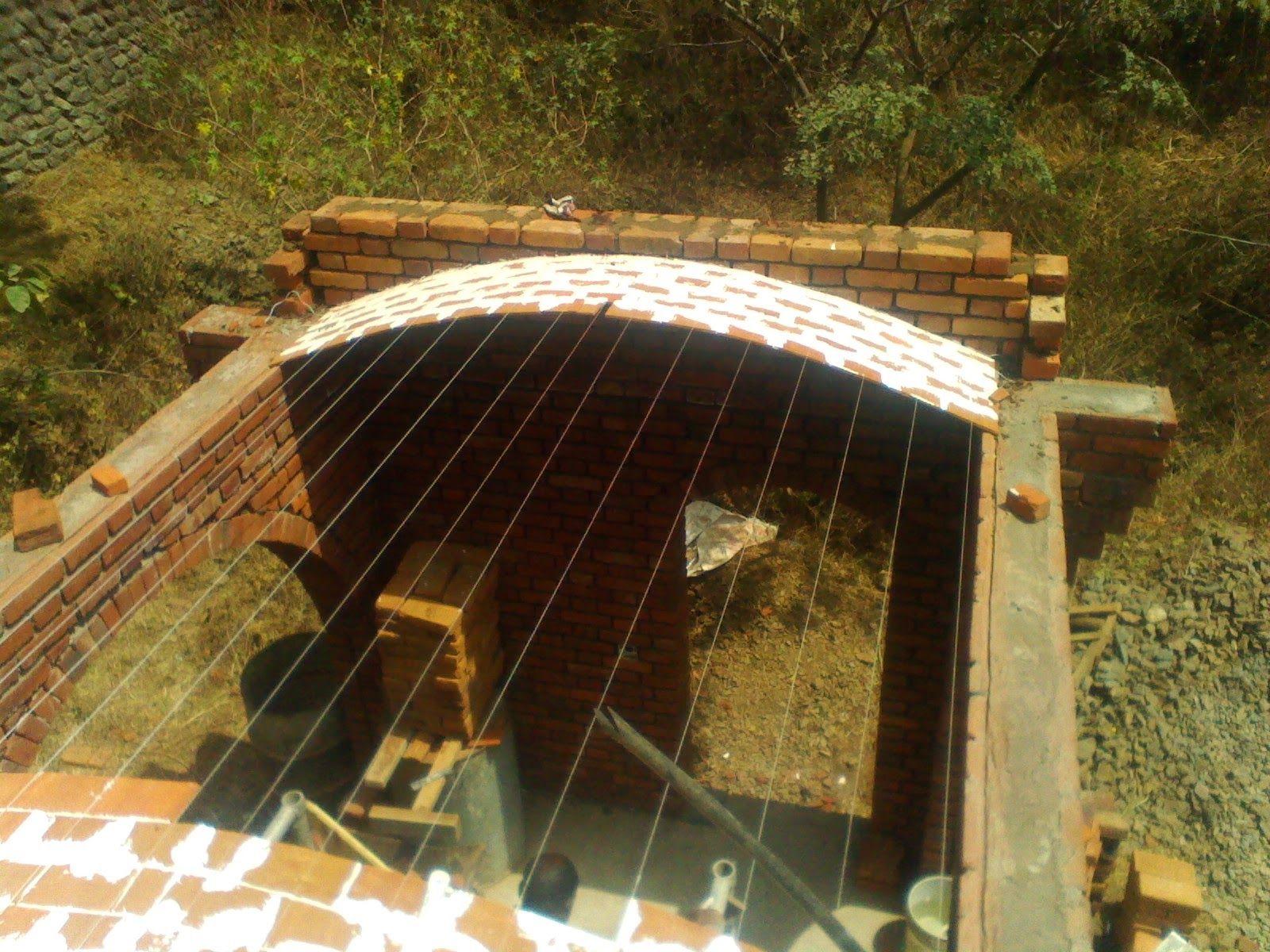 alternative building construction in tanzania: catalan vaulted