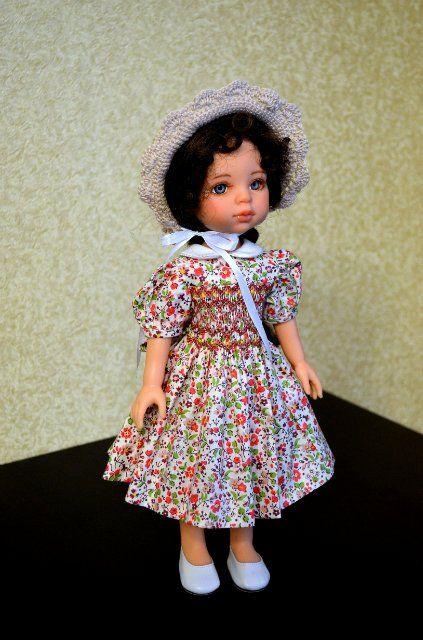 Мои Цветочные фантазии. Игровые куклы от Paola Reina