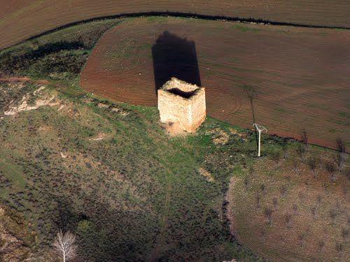 Tres Culturas: La torre de Azuqueca o Torrecilla de Los Yebenes