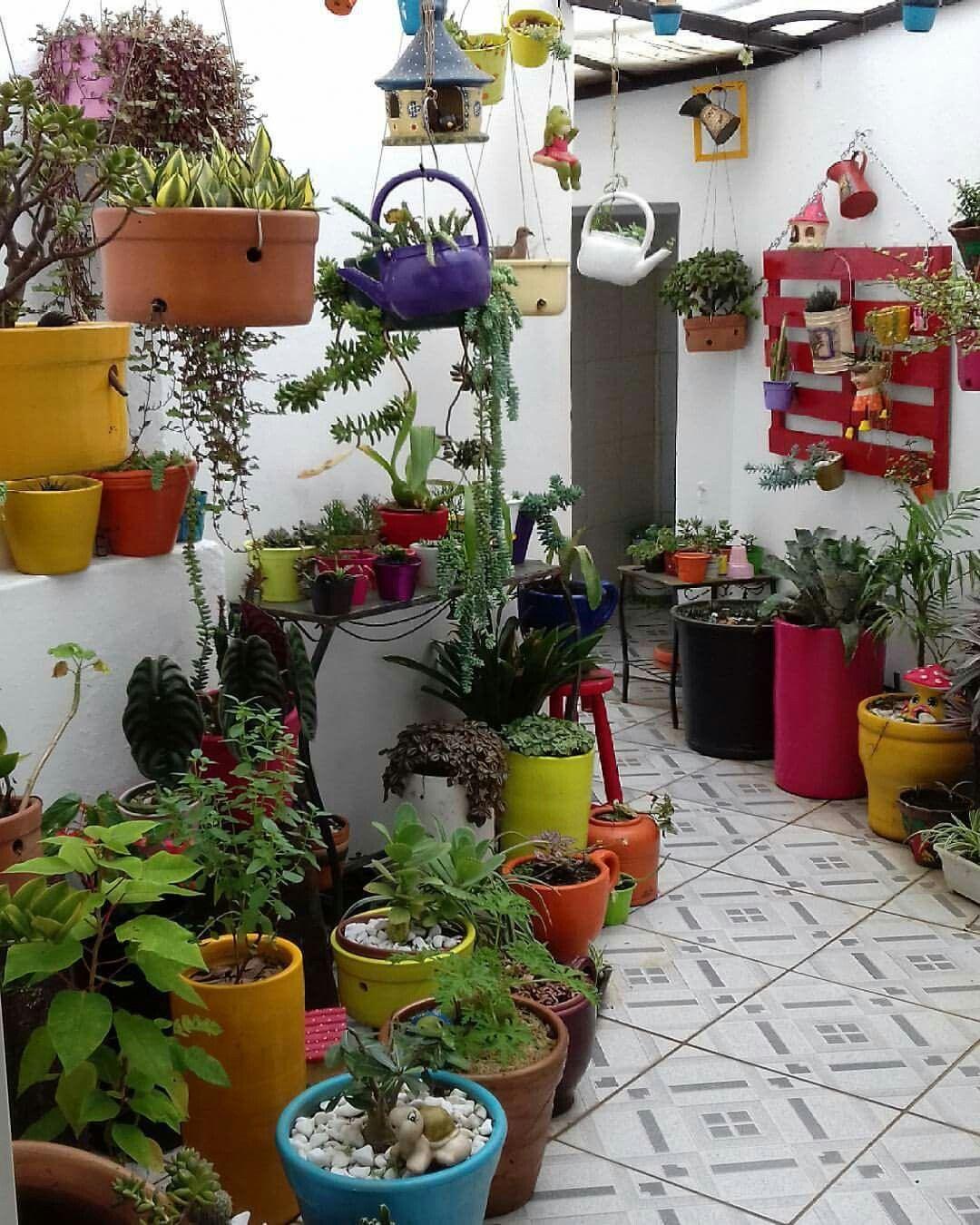 Garden Terrace Apartments: Pin By GLADYS ONDINA TRIMINIO NELSON On Jardin In 2019