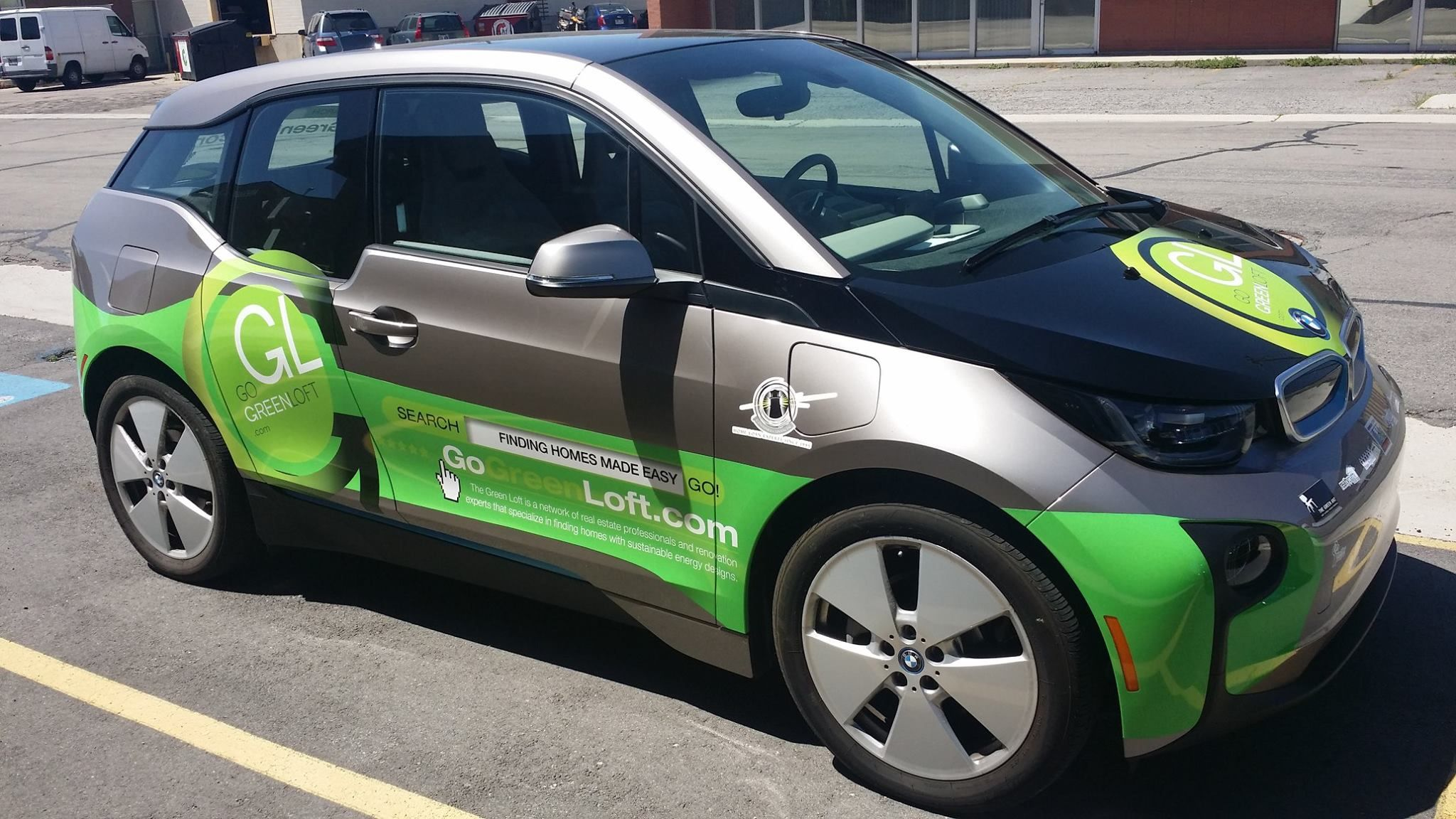 The Bmw All Electric Car Has Arrived And We Are So Excited The