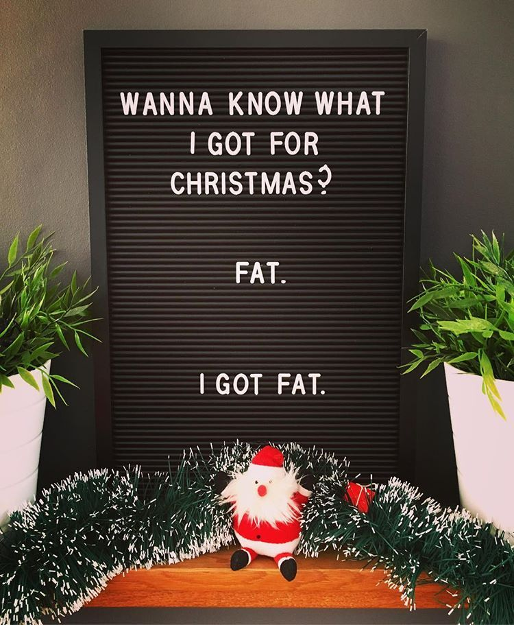 To All Ya Ladies Out There Because You Know Women Know Womenknow Medont Knowledgeispow Christmas Quotes Christmas Dinner Quotes Countdown Quotes
