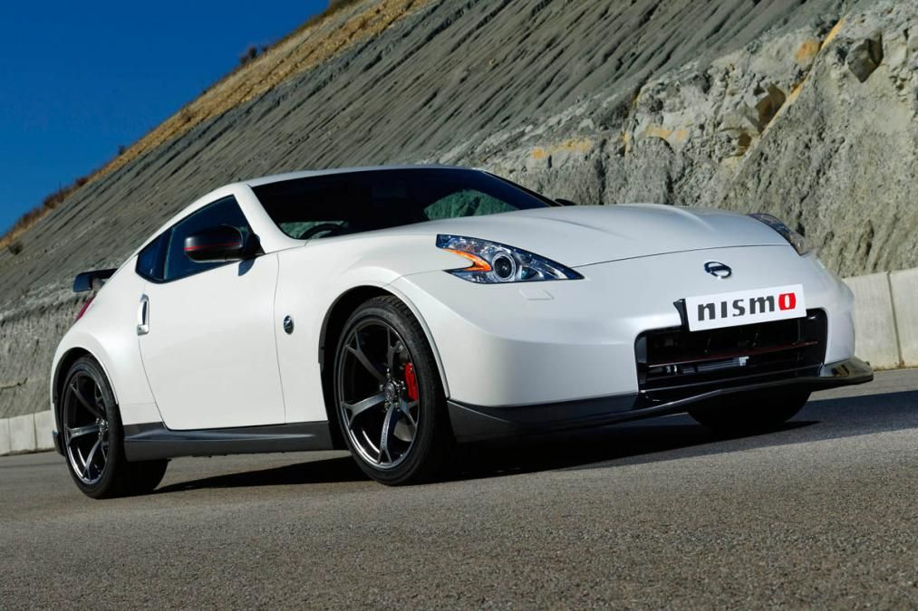 Nissan 370z Nismo Tuned Coupe 日産 370z フェアレディz 日産