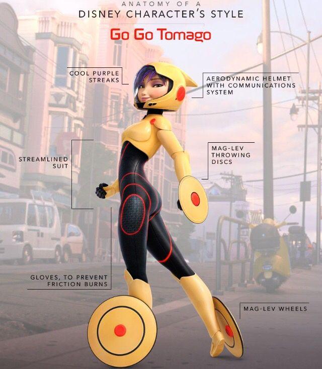 Big Hero 6 Anime Characters : Sexy go big hero marvel pinterest