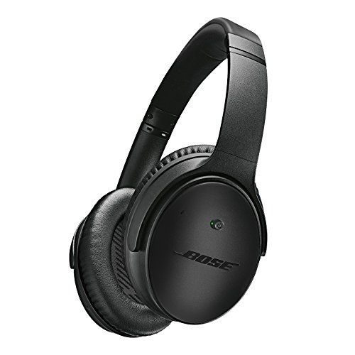 Bose Quietcomfort 25 Noise Cancelling Headphones Special Edition For Apple Devices Triple Black Wired Noise Cancelling Headphones Headphones Noise Cancelling