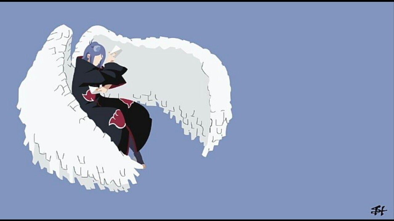 Konan Wallpaper Personagens De Anime Animes Wallpapers Anime Naruto