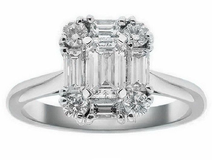 How to Make Your Engagement Ring Look Bigger Yes Really via