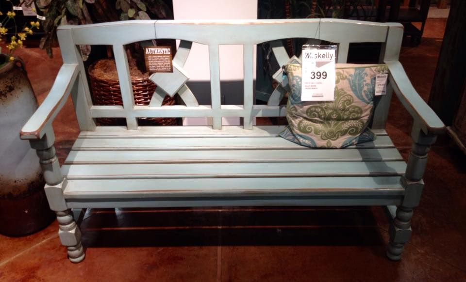 Superieur Vintage Bench At Miskelly Furniture In Pearl, MS. Love!