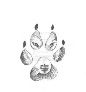 Wolf Paw By Fiannalyn On DeviantART