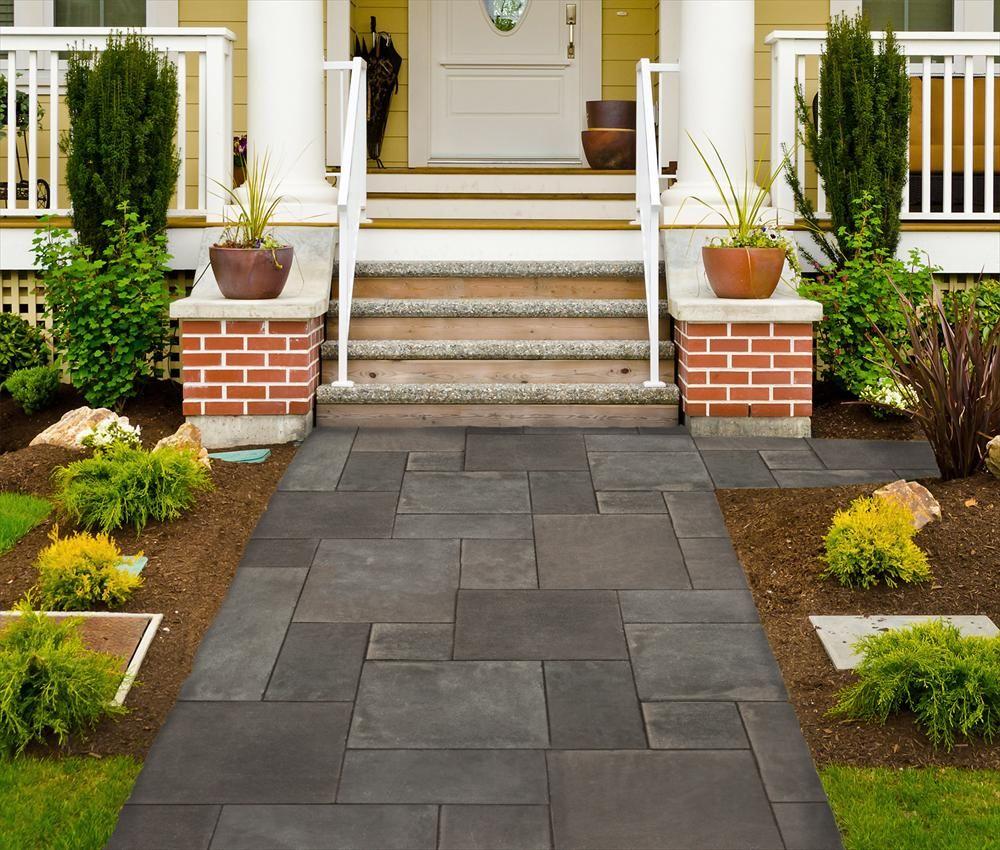 BuildDirect®: Slate Pavers Slate Pavers Royal Black