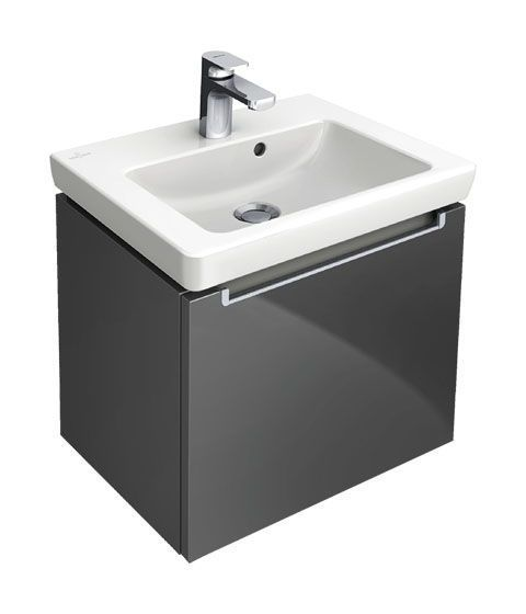 Meuble Sous Lavabo Vasque In 2020 Cloakroom Basin Wall Hung