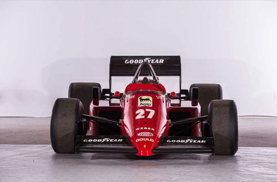 For Sale 1985 Ferrari F1 156/85 Ferrari, Ferrari f1