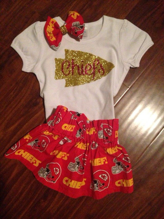 682cbce4 Kansas City Chiefs Toddler Tank Top//KC Chiefs girls top//Chiefs ...