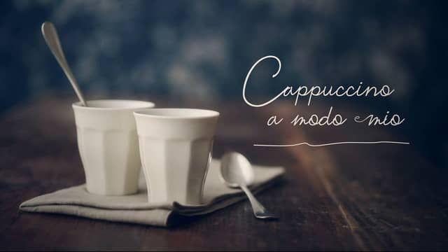 Cappuccino a modo mio on Vimeo