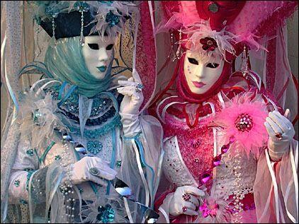 carnival of Venecia