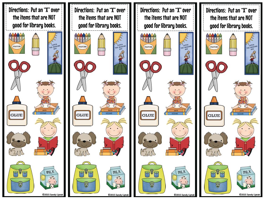 Teaching Book Care