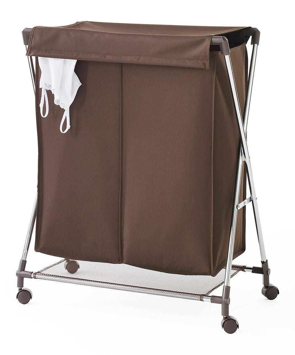 Another great find on #zulily! Dual Compartment Laundry Sorter by neatfreak #zulilyfinds