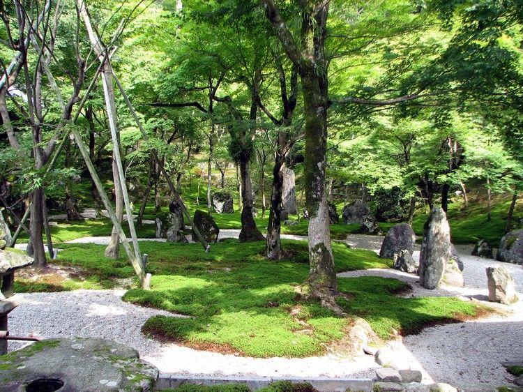 Jardin zen moderne\u2013comment aménager un jardin harmonieux jardin de