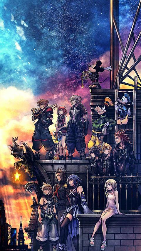 Kingdom Hearts 3 Hd Wallpaper Kingdom Hearts 3 Kingdom Hearts Wallpaper Kingdom Hearts Wallpaper Iphone