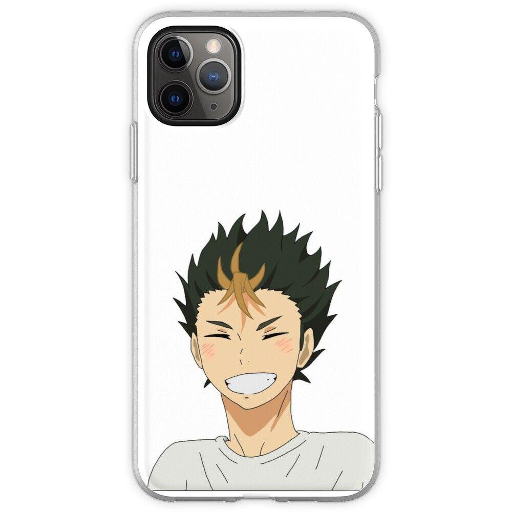 Nishinoya Iphone 11 Pro Max Soft Case by itskisaa