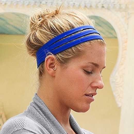 Exercise Hair Bands: CocoWomen 3 Band Stretch Running Headband