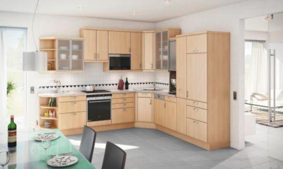 Diese Einbauküche aus dem Hause EWE verbindet ausgezeichnete - arbeitsplatte küche verbinden