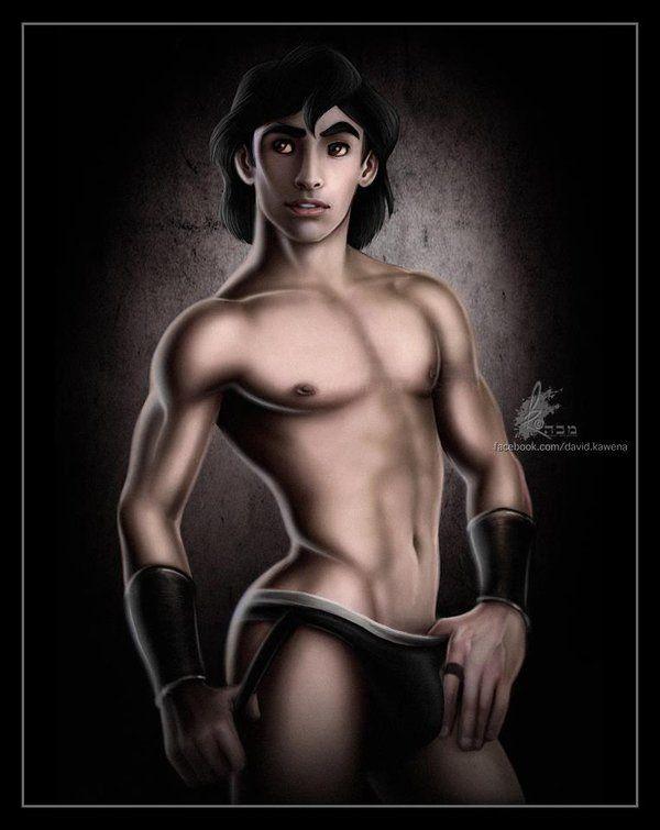 disney princes naked, disney princes gay, disney princes underwear, underwear aladdin