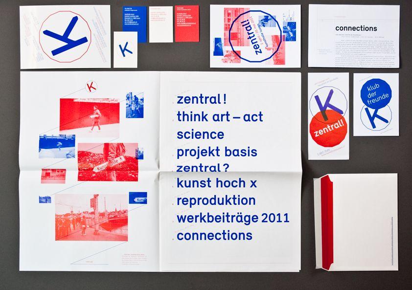 Type Fabric Corporate Design Logo Briefschaften Web